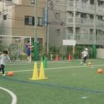 大田区蒲田 幼児から小学生まで 子供のスポーツ サッカー教室の習い事